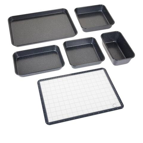 Curtis Stone Dura-Bake® 6-piece Bakeware Set Model 670-876