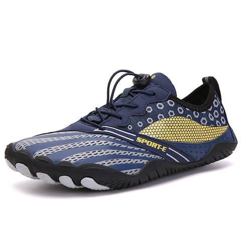 Large Size Wading Men's Shoes Upstream Shoes Couple Outdoor Beach Shoes