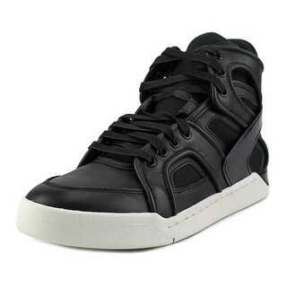 Diesel S-Titann Men Leather Fashion Sneakers
