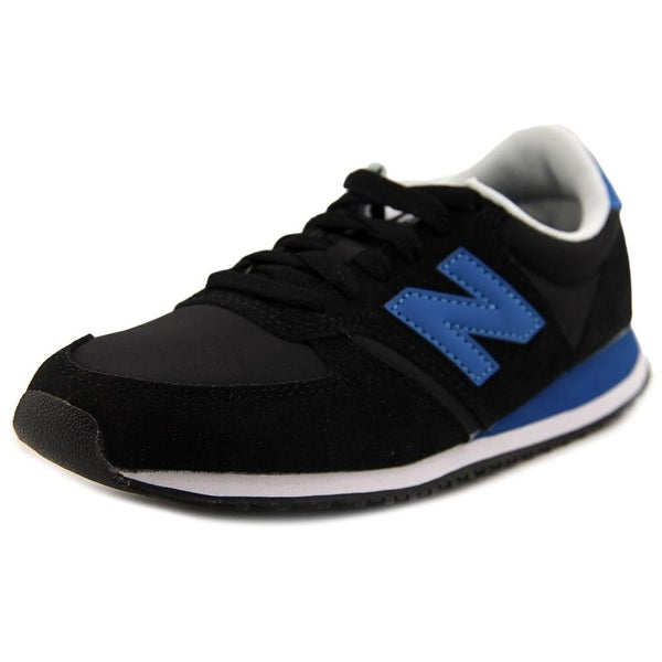 New Balance U420   Round Toe Leather  Sneakers