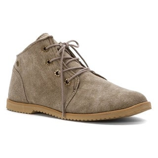 Bearpaw Womens Claire Canvas Hight Top Lace Up Fashion Sneakers