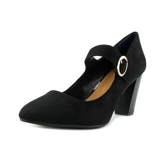 Style & Co Alabina Round Toe Synthetic Mary Janes