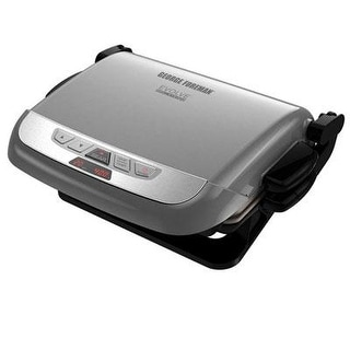 Spectrum  Grp4842p George Foreman Multi-Plate Evolve Grill With Ceramic Grilling