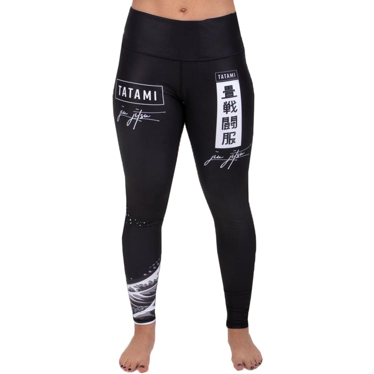 Black Tatami Fightwear Black Minimal Sports Bra