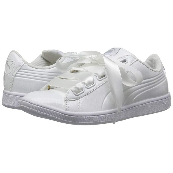 puma vikky platform ribbon p sneakers