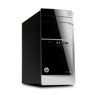 HP Pavilion 500-489 Desktop Intel Core i7-4790 3.6GHz 8GB 1TB Windows 10