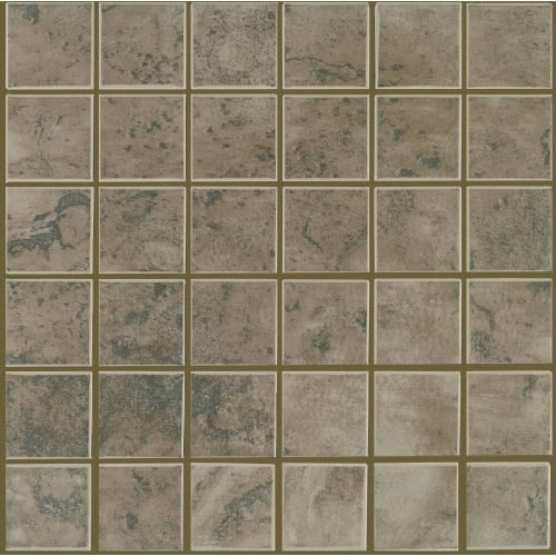 Mohawk Industries Brown Suede Ceramic Floor Tile Inch X - 2 inch by 2 inch ceramic tiles