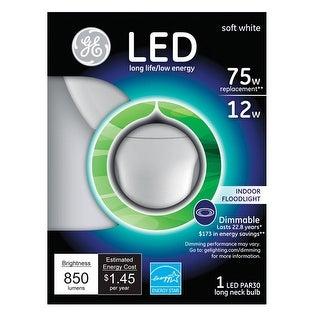 GE Lighting 96847 LED Light Bulb, 12 Watts