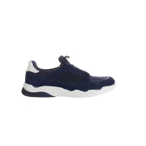 Easy Spirit Womens Evolve Blue Fashion Sneaker Size 8
