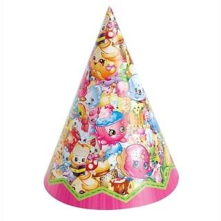 Shopkins Party Hats 8ct
