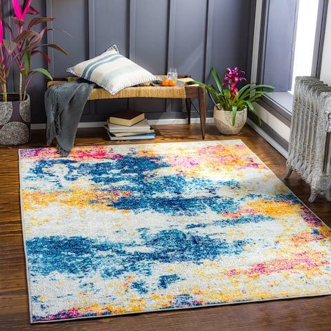 Pepito Modern Abstract Area Rug