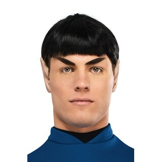 Rubies Spock Adult Wig - Black