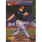 Todd Pridy Brevard County Manatees Marlins Affiliate 1995 Signature Rookies Autographed Card Mino