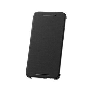 HTC Flip Case for HTC One (E8) - Warm Black