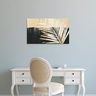 Easy Art Prints Jennifer Paxton Parker's 'Golden Raffia II' Premium Canvas Art