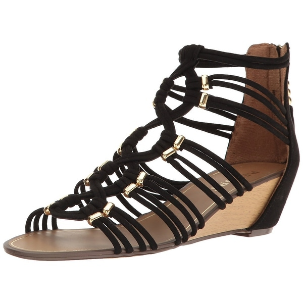 Report Womens Maple Open Toe Casual Platform Sandals