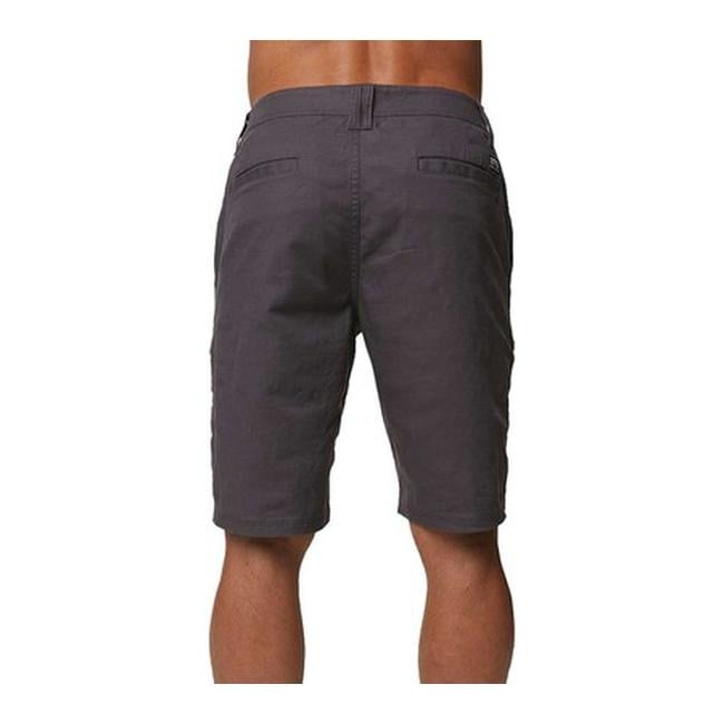 d032ec6b7a06 Shop O'Neill Men's Jay Stretch Chino Short Asphalt - Free Shipping On  Orders Over $45 - Overstock.com - 22206452