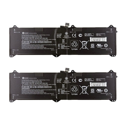 """""""Battery for HP 812205001 (2-Pack) Replacement Battery"""""""