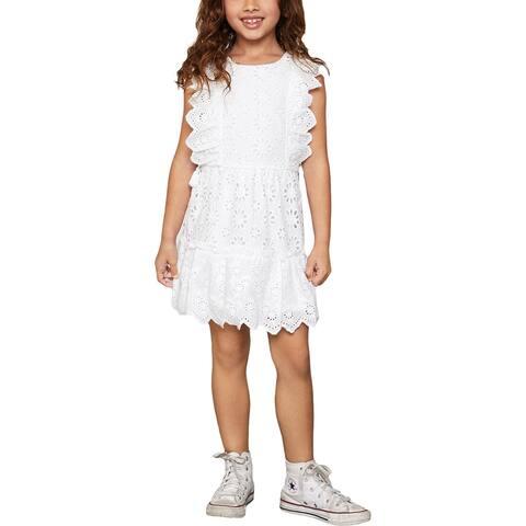 BCBGirls Sundress Toddlers Girls - White
