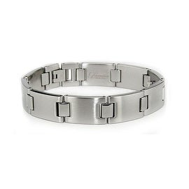 Stainless Steel Bracelet (13.5mm) 8.25 Inches