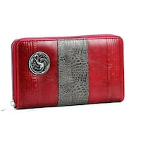 Game of Thrones House Targaryen Ladies Wallet - Multi