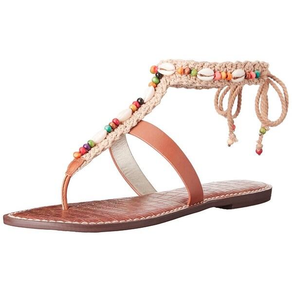 Sam Edelman Women's Gerome Gladiator Sandal, Multi, Size 8.0 - 8
