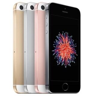 Apple iPhone SE 32GB Unlocked GSM Phone w/ 12MP Camera (Certified Refurbished)