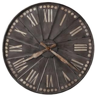 Howard Miller Stockard Quartz Wall Clock