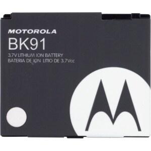 OEM Motorola maxx Ve E8 L7c i425 V750 Extended Battery BK91 SNN5758