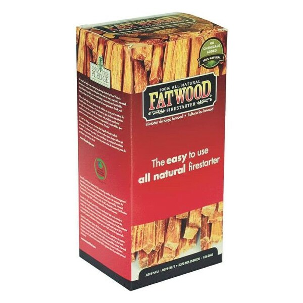 Fatwood 9983 Fire Starters, 1.5 lbs