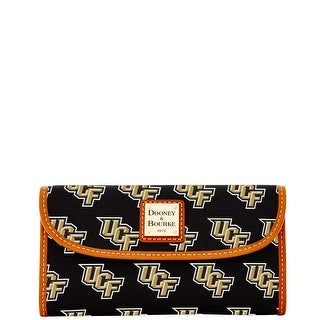 Dooney & Bourke NCAA Central Florida Continental Clutch (Introduced by Dooney & Bourke at $128 in Jul 2015)