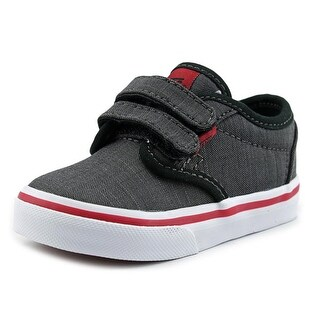Vans Atwood V Toddler Canvas Gray Fashion Sneakers