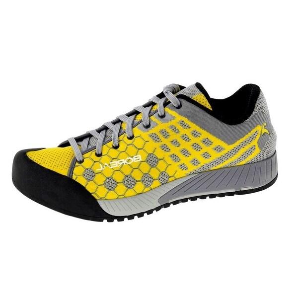 Boreal Climbing Shoes Womens Salsa Amarillo Yellow Gray