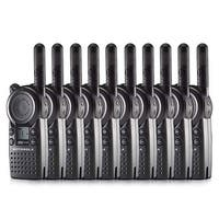 Motorola CLS1110 (10 Pack) Professional 2-Way Radio / 2 Mile Range