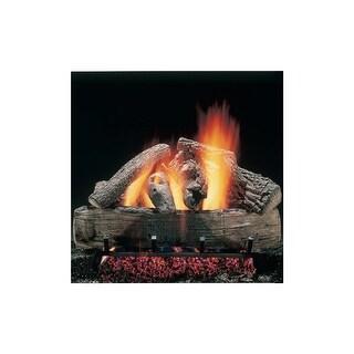 """Hargrove CHS2407AA 24"""" Charred Split Oak RGA 2-72 Approved Vented Gas Logs - Charred Split Oak - N/A"""