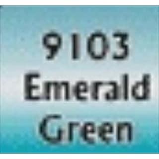 Reaper Miniatures 9103 Master Series Paint, Emerald Green