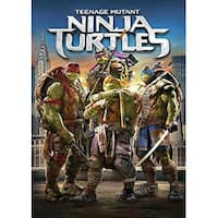 Teenage Mutant Ninja Turtles (2014) [DVD]