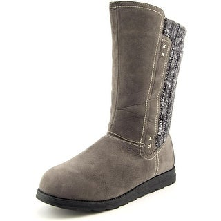 Muk Luks Stacy Round Toe Synthetic Boot
