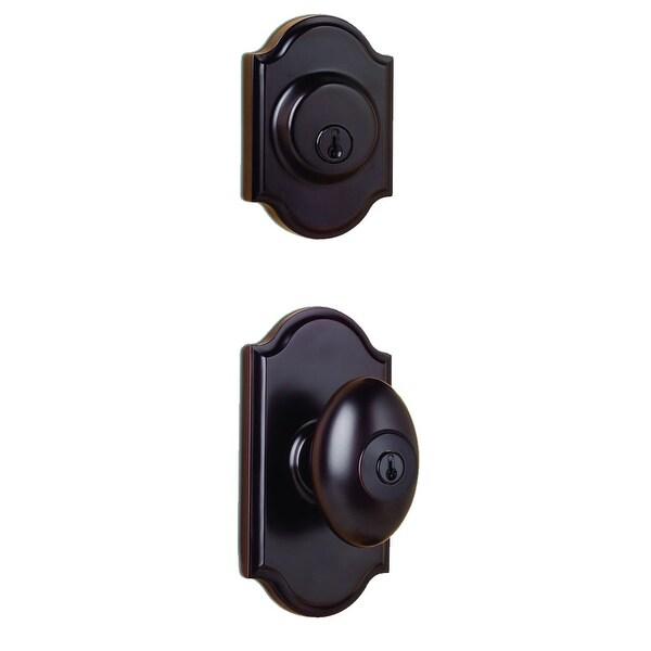 Weslock 1740J 1771 Single Cylinder Keyed Entry Julienne Door Knob Set And  1771 Deadbolt Combo