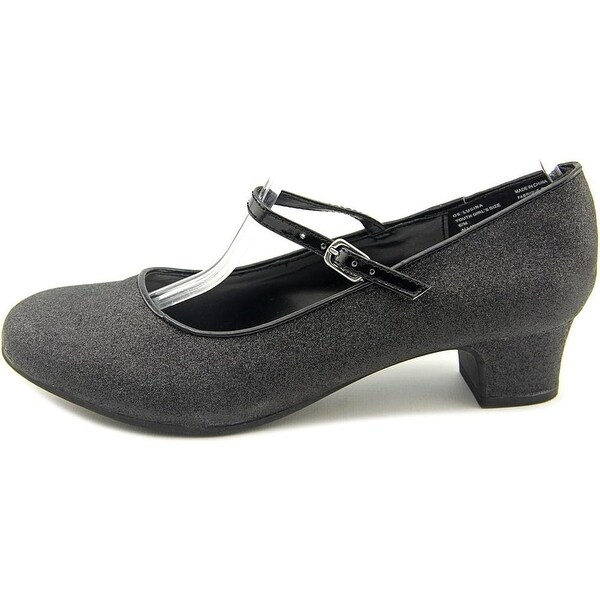 Olive & Edie Womens Lucina Closed Toe Mary Jane Pumps - 13 m youth girls
