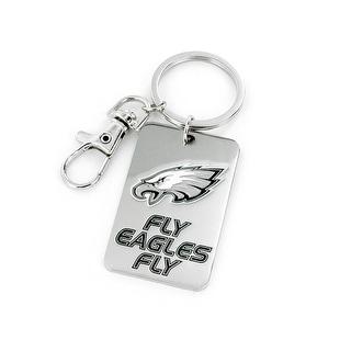 Philadelphia Eagles Keychain Slogan