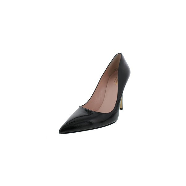 ce32baf769f5 Shop Kate Spade Womens Licorice Pumps Solid Pointed-Toe - Free ...