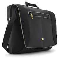 case logic PNM217BLACKB Case Logic PNM-217 17-Inch Laptop Messenger Bag (Black)