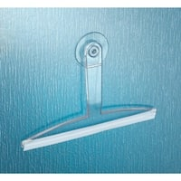 InterDesign Clear Suction Squeegee