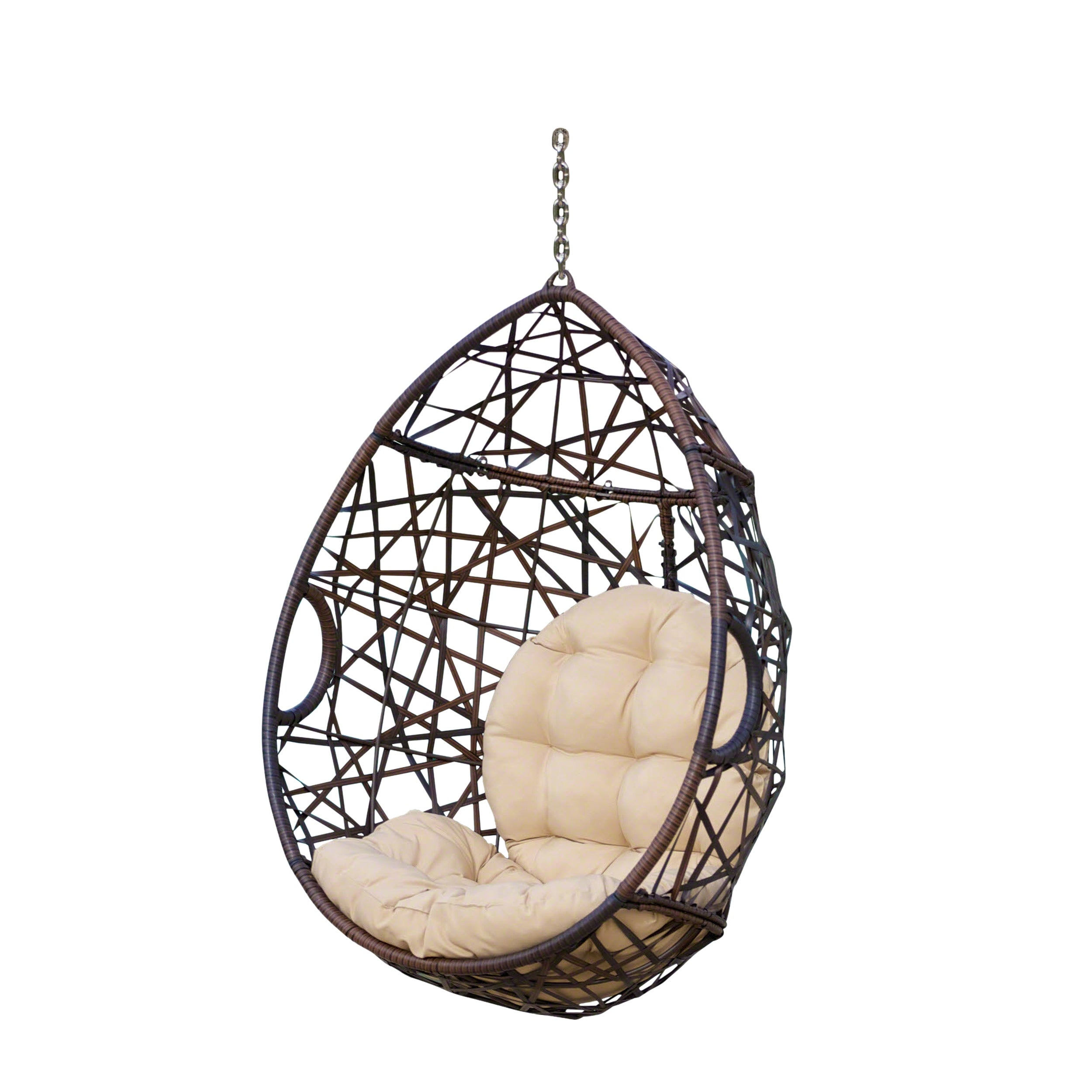 Cayuse Teardrop Hang Chair Stand Not Included On Sale Overstock 31198911