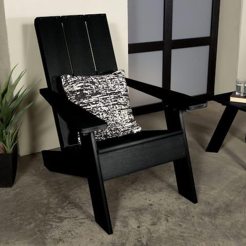 Saint Fabien Modern Adirondack Chair by Havenside Home
