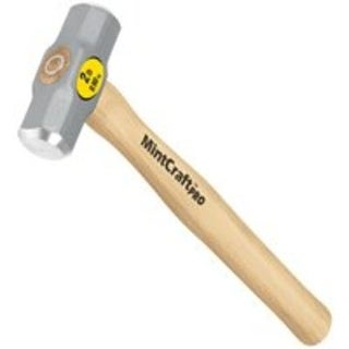 Mintcraft 33707 Engineer Hammer 2 lbs, Wood Handle