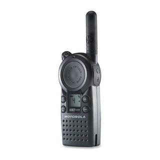 Motorola CLS1410 Professional Two Way Radio w/ 200,000 Sq Ft Coverage Area
