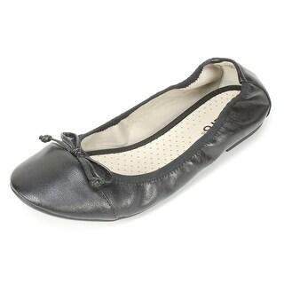 Rialto Womens SUNSHINE Cap Toe Ballet Flats