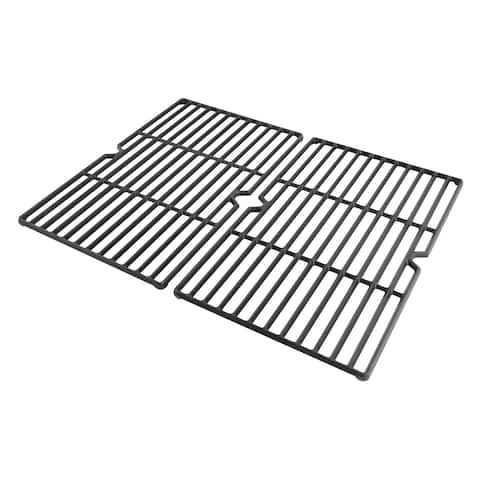 Permasteel Grill Parts for Kenmore 3B Grill Cooking Grates (Set of 2)